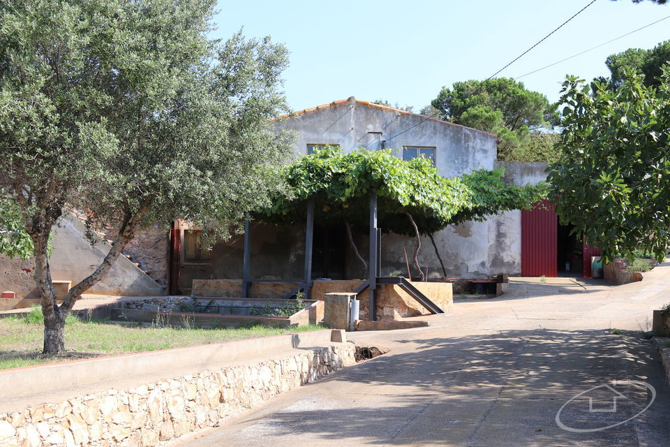 Farm hause in Palafrugell