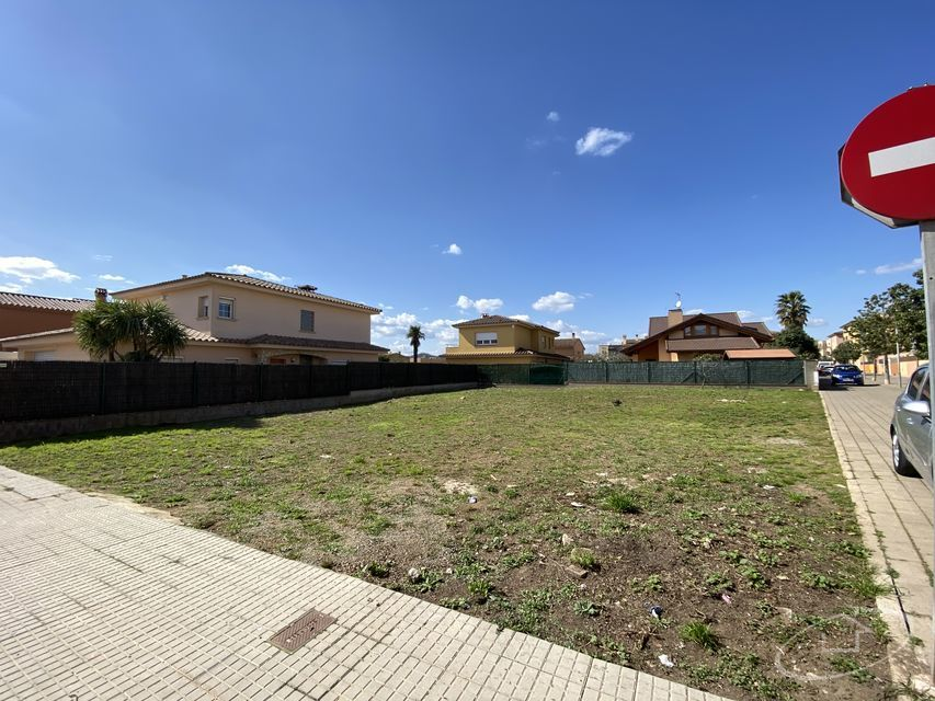 Plot for sale in Bruguerol. Palafrugell